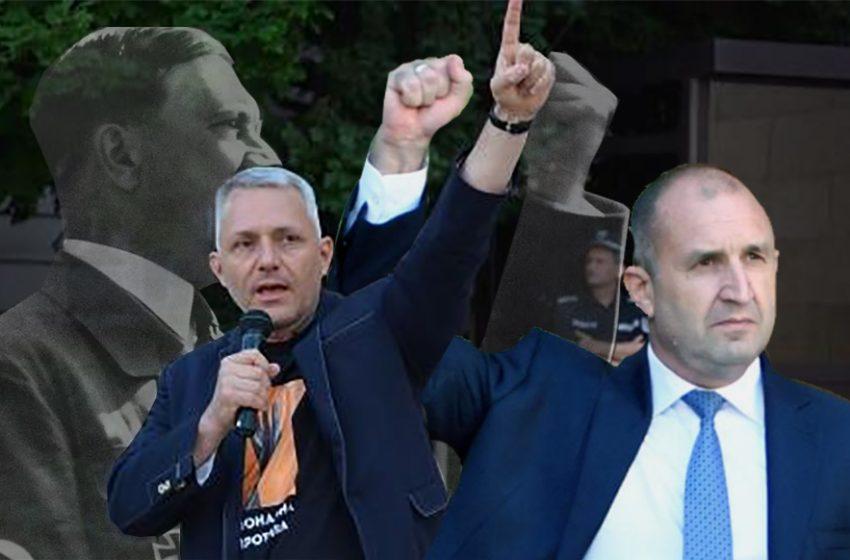 """Готвят ли ни """"програмно правителство"""" под юмрука на президента Радев?"""