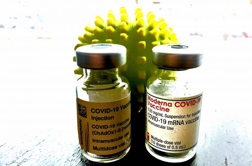 """През април на Острова започва ваксиниране с """"Модерна"""""""