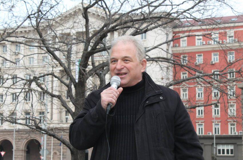 """Светозар Съев: Коалиция """"Граждани от протеста"""" сме реална алтернатива на управлението на ГЕРБ"""