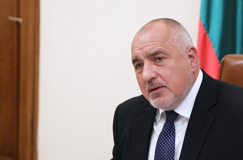 (ВИДЕО) Борисов няма да се кандидатира за министър-председател