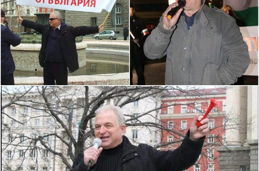 """(ВИДЕО)Светозар Съев: В листите на """"Граждани от протеста няма да намерите хора участвали във властта"""""""