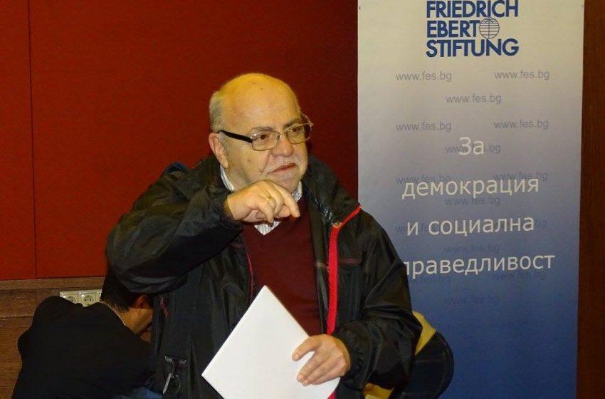 Днес в 17:30 ч. Боян Киров: Свалянето на ГЕРБ е средство и задължително условие, за да  бъдат решени проблемите на страната