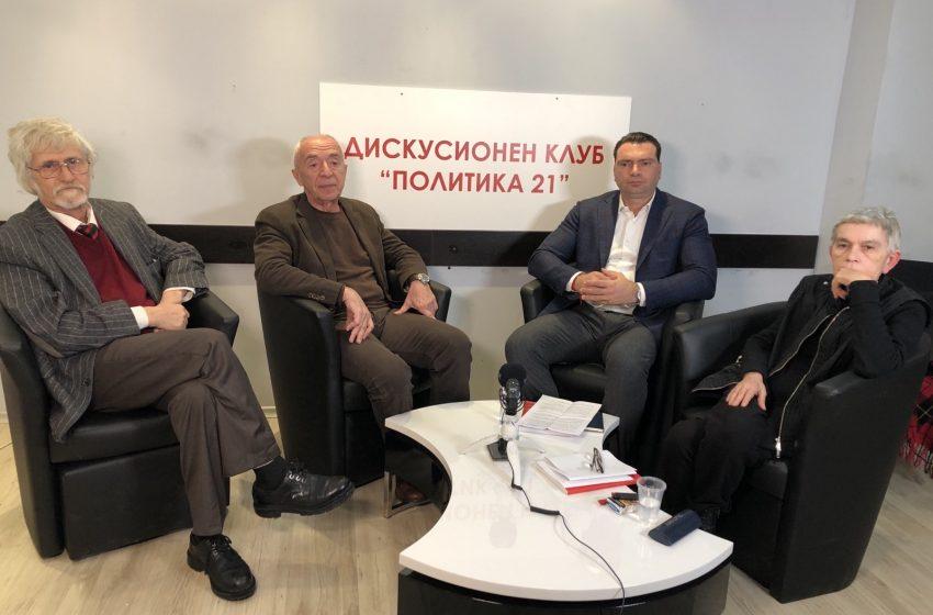 Калоян Паргов: Създаването на Европейския съюз започва от борбата срещу фашизма