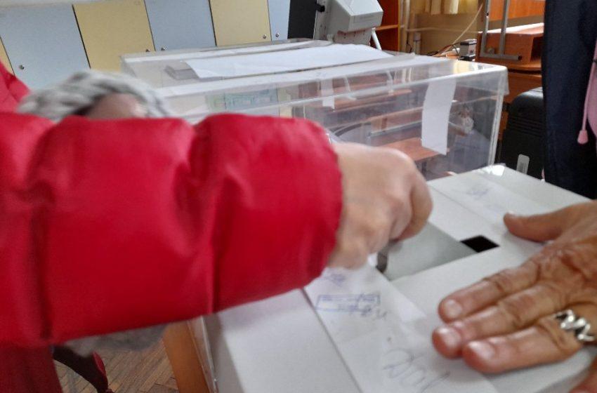 Опашки се извиха пред изборните секции в Турция