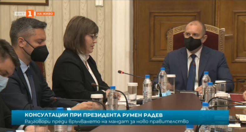 Корнелия Нинова: Бихме подкрепили правителство на втората политическа сила при определени условия