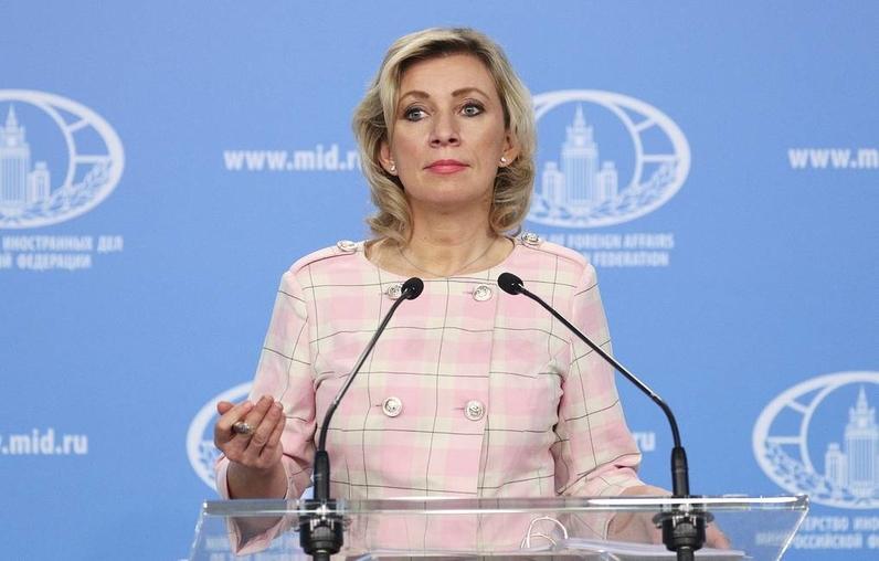 Мария Захарова: CNN лъже, че Русия се готви за война като показва украински танкове
