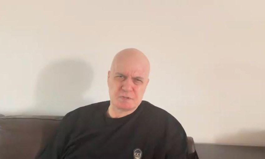(ВИДЕО) Слави Трифонов за връщането на мандата и COVID-19