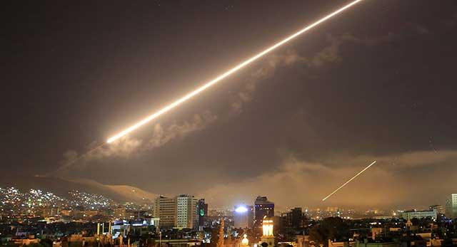 Израел нанесе удари по обекти в Сирия