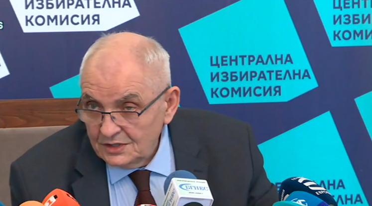 ЦИК зове партиите да осигурят членове за мобилните секции за карантинирани