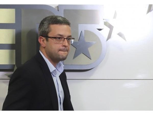 (НА ЖИВО) Тома Биков: ГЕРБ има солиден кадрови потенциал, който не може да ни бъде отнет