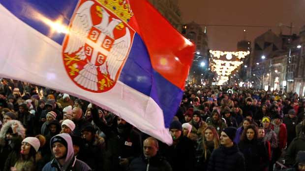 Отново напрежение между Белград и Прищина