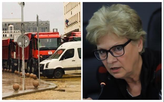 Комитова: Почти всички ремонти, които са на стойност милиард и половина, минават под прикритието не на основни ремонти
